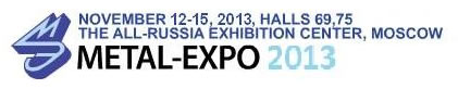 Metal-Expo 2013 exhibition
