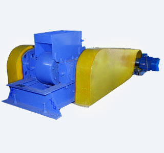 Roller Crusher SMD-507А